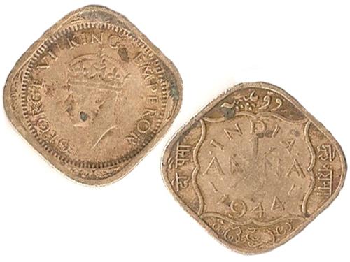 George VI King Emperor