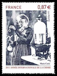 International Year of Chemistry Marie Curie