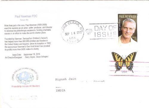 Paul Newman USA