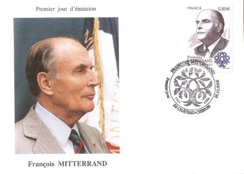 2016 The 100th Anniversary of the Birth of François Mitterrand, 1916-1996