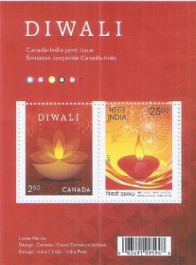 Canada India Joint Issue