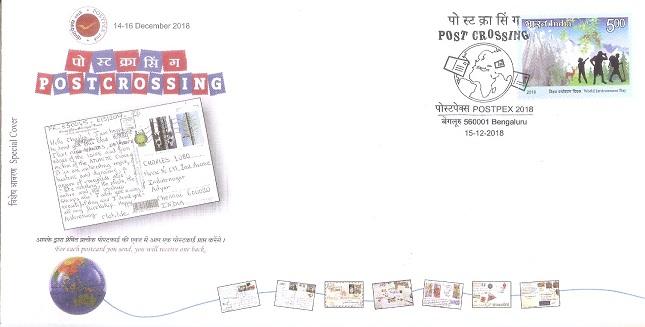 Postcrossing India
