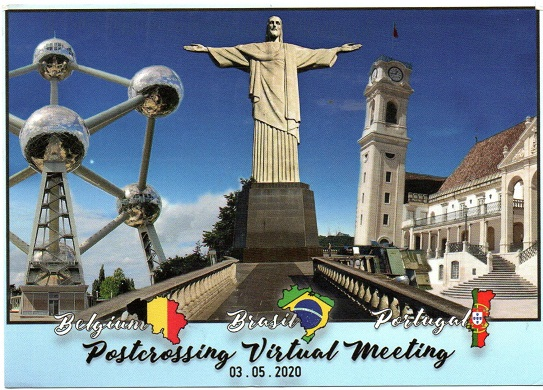 Postcrossing Virtual Meetup